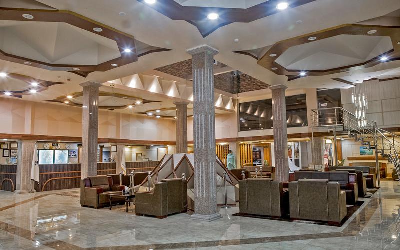 لابی هتل ارم